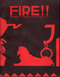 image of Fire!! a Quarterly Devoted to the Younger Negro Artists