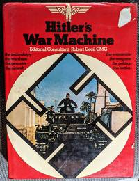 image of Hitler's War Machine (A Salamander Book)