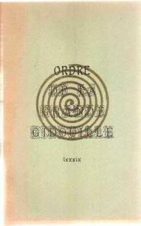 image of Ordre de la grande cidouille