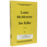 image of Sin Killer [Uncorrected Proof]