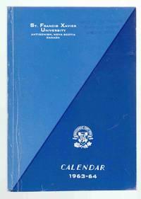 Saint Francis Xavier University General Calendar 1963-64