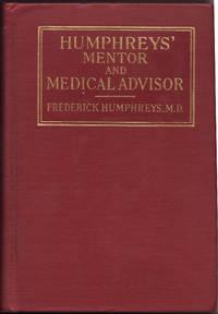 HUMPHREYS' MENTOR, Medical Advisor in the Use of Humphreys' Remedies.