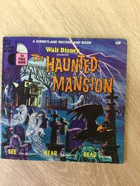 THE HAUNTED MANSION (A DISNEYLAND RECORD AND BOOK. NO. 339)
