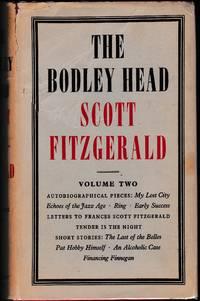 image of THE BODLEY HEAD SCOTT FITZGERALD: