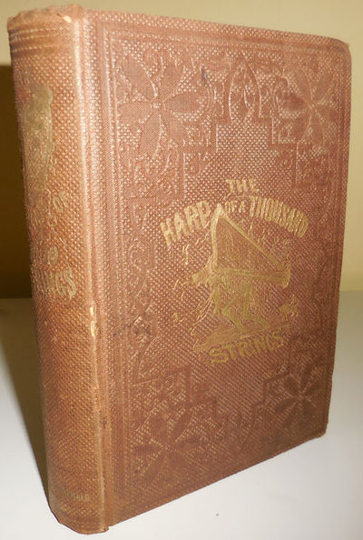 New York: Dick & Fitzgerald, 1858. First edition. Cloth. Very Good. Cloth 8vo. Dark brown pebbled cl...