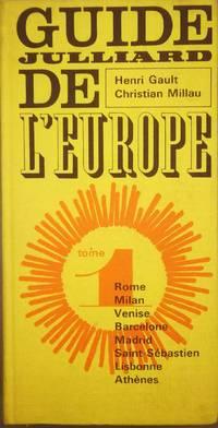Guide Juillard de l'Europe