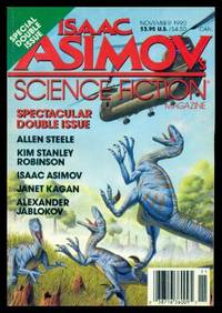 image of ISAAC ASIMOV'S SCIENCE FICTION - Volume 14, numbers 11 and 12 - November 1990 - Special Double Issue