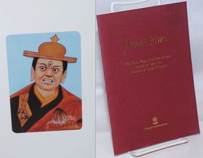 Ulverston, Cumbria: Tharpa Publications, 1990. Pamphlet. 9p., illustrated with a tissue-guarded colo...