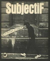 Subjectif. Nos. 1 (Feb. 1978) through 7 (1979) (all published)