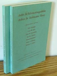 image of Archiv für Reformationsgeschichte, Vol. 59, Heft 1&2