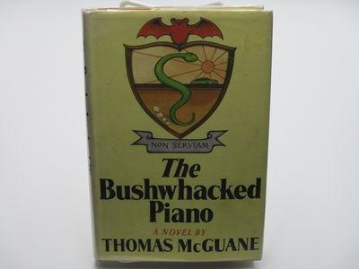 New York.: Simon & Schuster., 1971. 1st edition.. Hardcover, brown cloth, black spine title, 3 black...