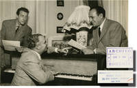 image of Photograph of Cuban composer Osvaldo Farres (Original photograph from 1951)