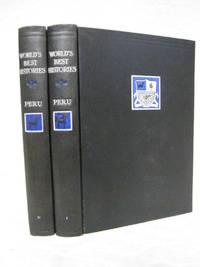 World's Best Histories: Peru. Two Volume Set