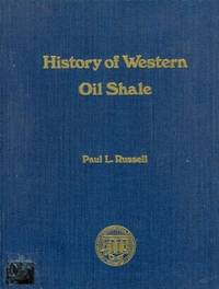 History of Western Oil Shale