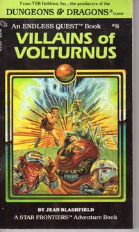 image of VILLIANS OF VOLTURNUS (A Star Frontiers Adventure)
