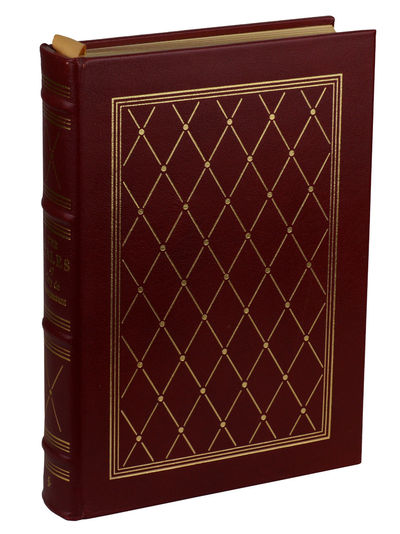Norwalk, CT: The Easton Press, 1977. Hardcover. Like New. Collector's edition bound in maroon genuin...