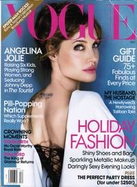 image of VOGUE 2010 - ANGELINA JOLIE