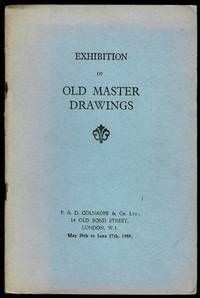 image of Exhibition of Old Master Drawings May 28th to June 27th, 1959