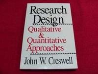 image of Research Design : Qualitative & Quantitative Aproaches