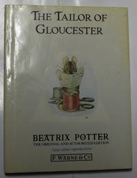 The Tailor of Gloucester by Beatrix Potter - Hardcover - 1989 - from H4o Books and Biblio.com