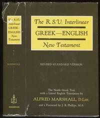 The R.S.V. Interlinear Greek-English New Testament