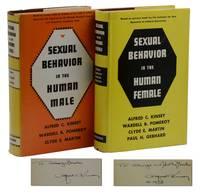Sexual Behavior in the Human Male [with] Sexual Behavior in the Human Female