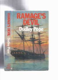 Ramage :  Ramage's Devil  ---in a proof dustjacket --- Book 13 in the Series