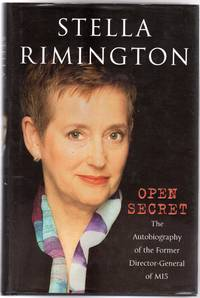 image of Open Secret : The Autobiography of the Former Director-General of MI5