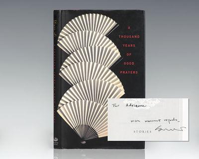 New York: Random House, 2005. First edition of Li's first book. Octavo, original cloth. Presentation...