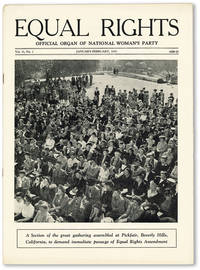 image of Equal Rights. Official Organ of the National Woman's Party. Vol. 31, no.1 (Jan-Feb 1945)