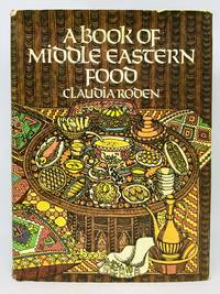 A Book of Middle Eastern Food Illustrated by Alta Ann Parkins