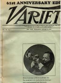 VARIETY: 61st Anniversary Edition: Wednesday, January 4, 1967