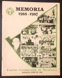 image of Memoria 1985-1987
