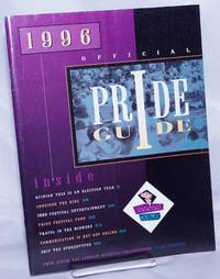 1996 Official Pride Guide: the Flame of Liberation GLBT Pride Twin Cities