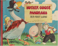 MOTHER GOOSE PANORAMA Ten Feet Long 1950 The Platt & Munk Co