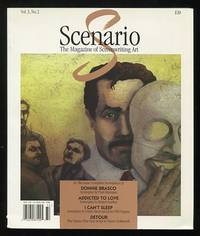 Scenario: The Magazine of Screenwriting Art (Summer 1997) [includes the  screenplay for DETOUR by Martin Goldsmith]