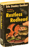 image of The Case of the Restless Redhead (First Edition)