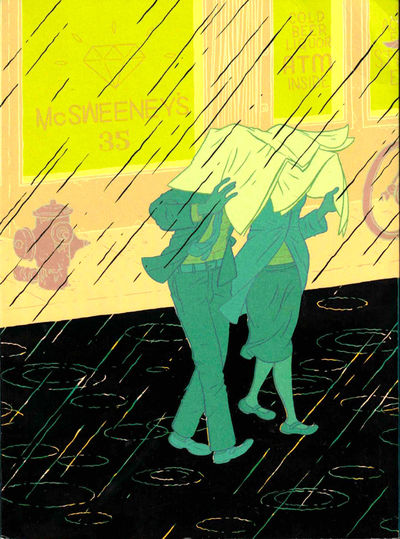 SF: McSweeney's, 2010. Paperback. Very good. Very good in publisher's French fold wraps.