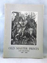 Old Master Prints and Drawings 1450-1800