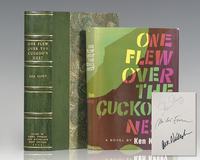 New York: The Viking Press, 1962. First edition of the author's classic first book. Octavo, original...