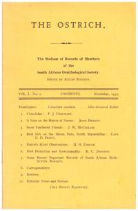 image of OSTRICH  1 issue