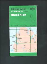 OS Pathfinder Map 53  Rhiconich  - 1 : 25000 - ( NC 25/35 ) 4cm to 1 km