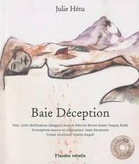 Baie Deception + cd by Julie Hetu - 2009 - from Livre Nomade (SKU: 15399)