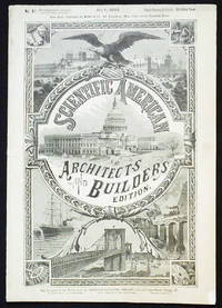 image of Scientific American: Architects and Builders Edition -- No. 81, July 1892 [with 2 color plates]