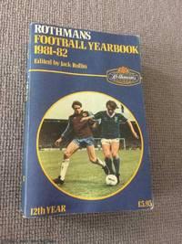 Rothman's Football Year Book 1981 - 1982