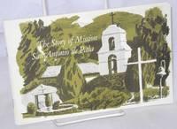 The story of Mission San Antonio de Pala. Second printing