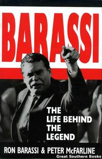 Barassi: The Life Behind the Legend (Signed by Ron Barassi)