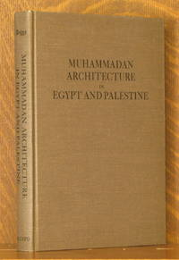 MUHAMMADAN ARCHITECTURE IN EGYPT AND PALESTINE