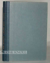 Charlottesville: University of Virginia Press, 1957. cloth-backed, paper-covered boards. Harte, Fran...