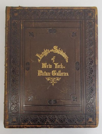 New York: D.Appleton and Co, 1864. First Edition. Hardcover. Elephant folio; VG; bound in embossed d...